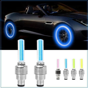 Waterproof LED Motion Wheel Lamp