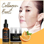 Load image into Gallery viewer, Retinol C+ Brightening Serum Set
