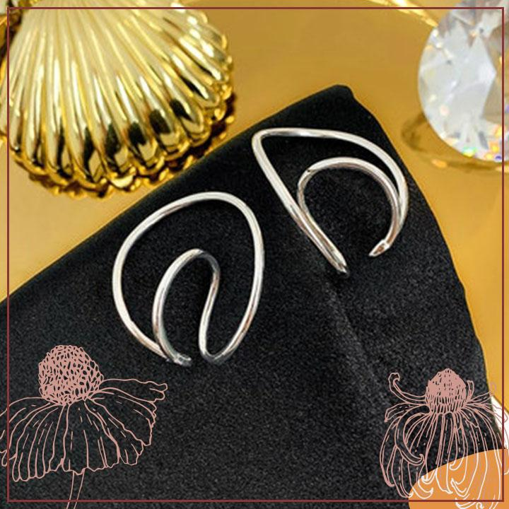 Clip-on Ear Loop Cuffs