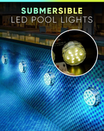 Load image into Gallery viewer, Submersible LED Pool Lights