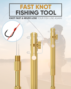 Fast Knot Fishing Tool
