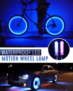 Load image into Gallery viewer, Waterproof LED Motion Wheel Lamp