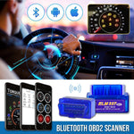 Load image into Gallery viewer, Bluetooth OBD2 Car Scanner