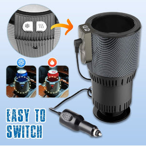 Portable Cooler & Heater Cup Holder
