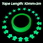 Load image into Gallery viewer, Glow-in-the-Dark Waterproof Tape