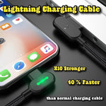 Load image into Gallery viewer, Lightning Charging Cable