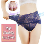 Load image into Gallery viewer, High Waist Lace Panties