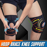 Load image into Gallery viewer, Hoop Brace Knee Support