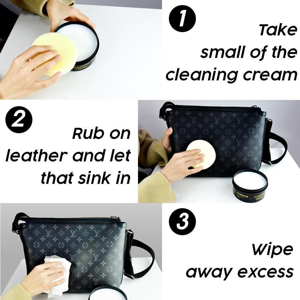 Multi-Purpose Leather & Plastic Cleaning Wax