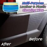Load image into Gallery viewer, Multi-Purpose Leather & Plastic Cleaning Wax