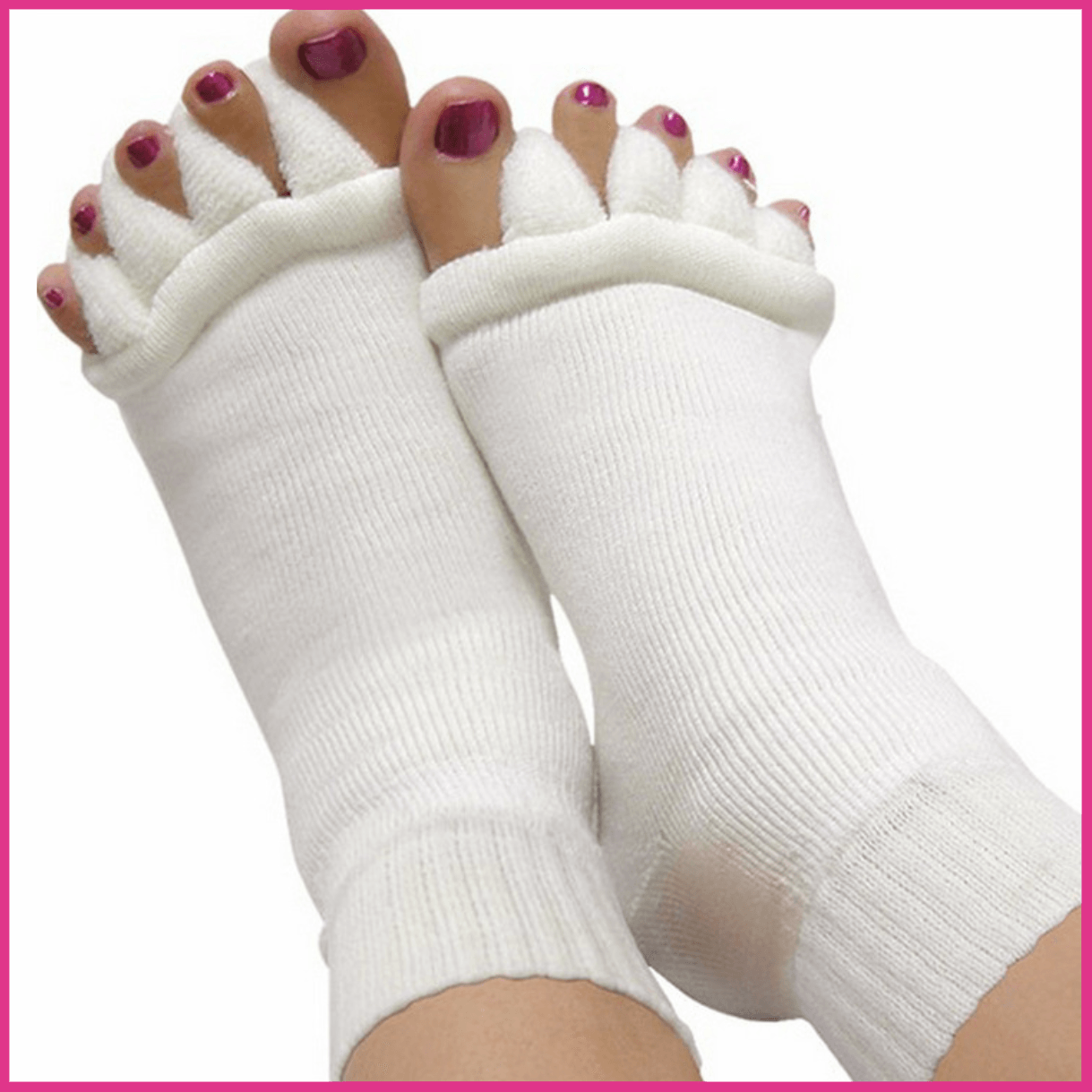 Medical Grade Comfort Foot Alignment Socks