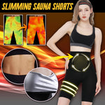 Load image into Gallery viewer, Slimming Sauna Shorts