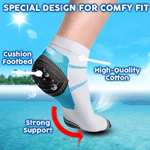 Load image into Gallery viewer, Plantar Fasciitis Relief Compression Socks (3 pairs)