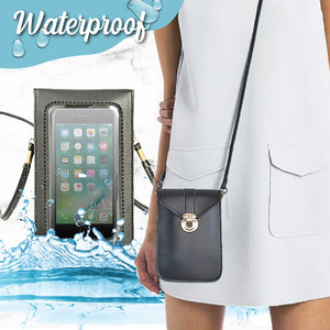Touch Screen Waterproof Phone Bag