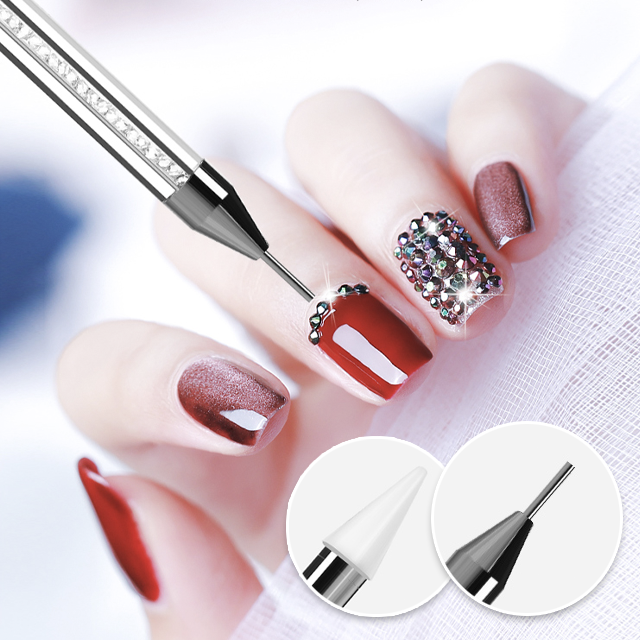 Double End Diamond Painting Nail Pen