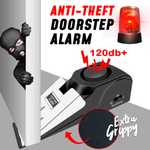 Load image into Gallery viewer, Anti-Theft Portable Door Stop Alarm