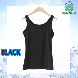 Ultra Soft Modal Scoop Neck Cooling Tank Top