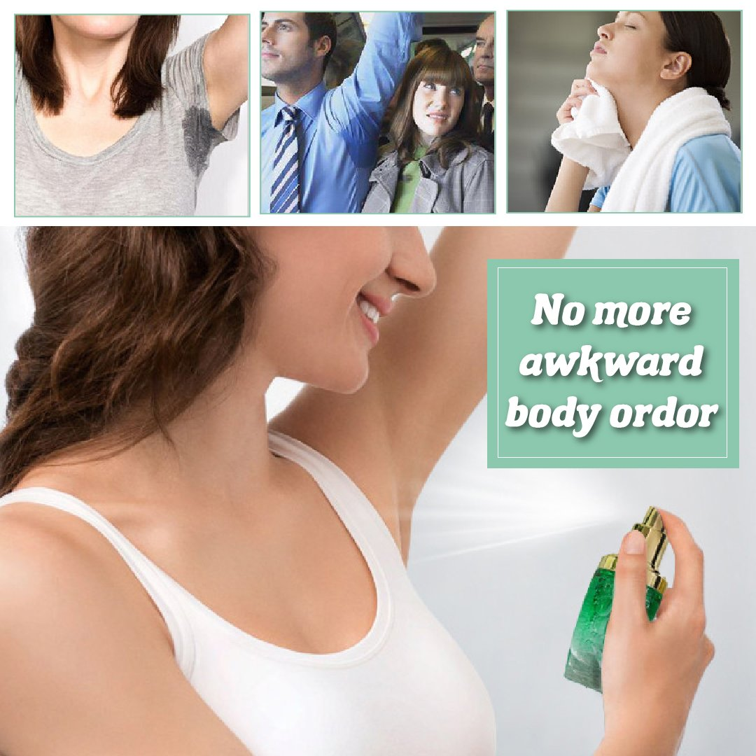 Body Odor Spray