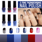 Load image into Gallery viewer, 2-tone Thermochromic Nail Polish