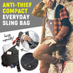 Load image into Gallery viewer, Ultra-Slim Anti-Theft Crossbody Bag