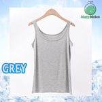 Load image into Gallery viewer, Ultra Soft Modal Scoop Neck Cooling Tank Top