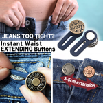 Load image into Gallery viewer, Instant Waist Extending Buttons (5 pcs)