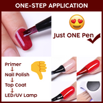 Load image into Gallery viewer, One Step Nail Polish Pen