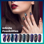 Load image into Gallery viewer, Magnetic Cat Eye Nail Maker Kit