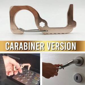 Non-Contact Copper Door Opener