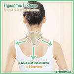 Load image into Gallery viewer, HerbalHeal™ Neck-to-Back Pain Relief Patches (12 pcs)