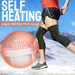 Load image into Gallery viewer, Self-Heating Knee Warmers