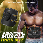 Load image into Gallery viewer, EMS Abdominal Muscle Toner Belt