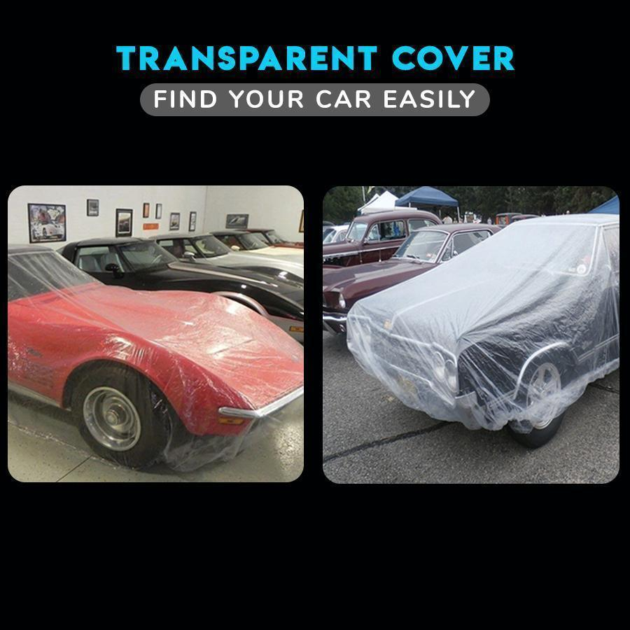 Reusable Car Protecting Cover
