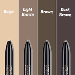 Load image into Gallery viewer, 4 Colors Defining & Highlighting Eyebrow Pen