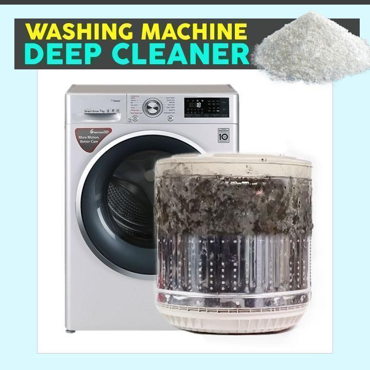 Washing Machine Deep Cleaner
