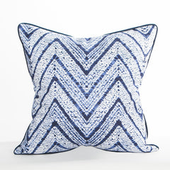 Riptides Pillow - Newport Collection