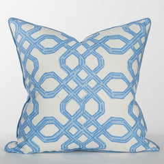 Periwinkle Way Pillow - Sanibel Collection