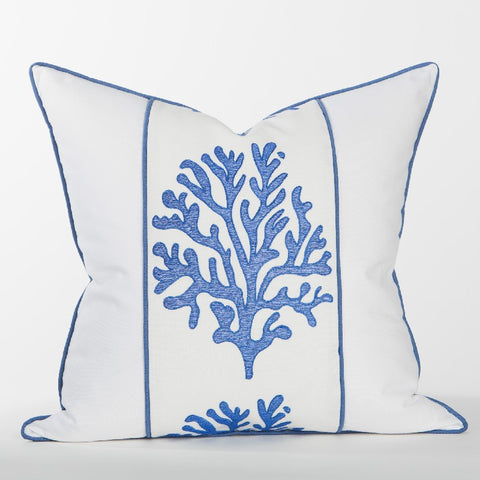 Coral Beach Pillow - Sanibel Collection