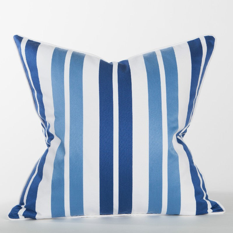 Turner Stripe Pillow - Sanibel Collection