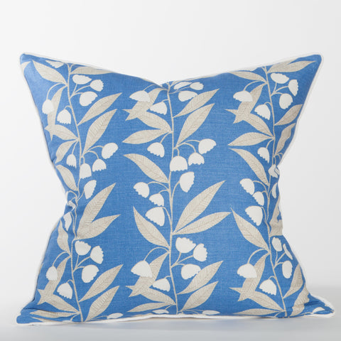 Lilly of Valley Pillow - Sanibel Collection