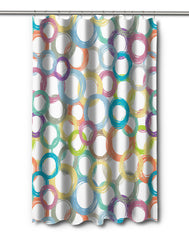 Coiled Shower Curtain