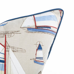 Fairwinds Pillow - Annapolis Collection