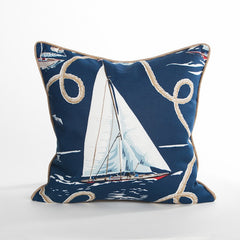 Regatta II Pillow - Annapolis Collection