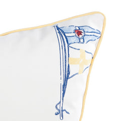 Chesapeake Pillow - Annapolis Collection