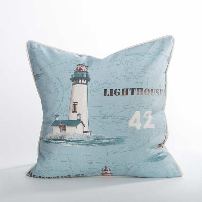 Cedar Point Pillow - Annapolis Collection