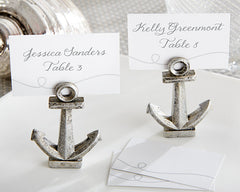 Nautical Anchor Placecard or Photo Holder