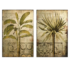 Antego Wall Decor- Set of 2