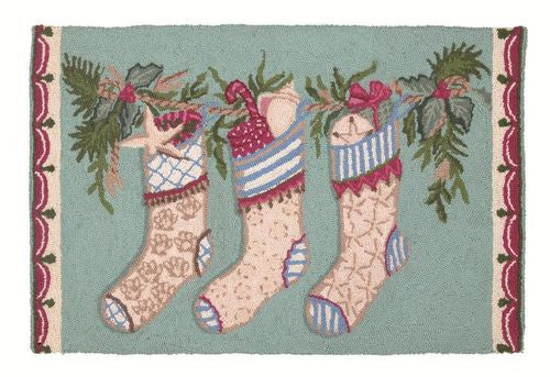 Beach Christmas Rug- Limited Stock!