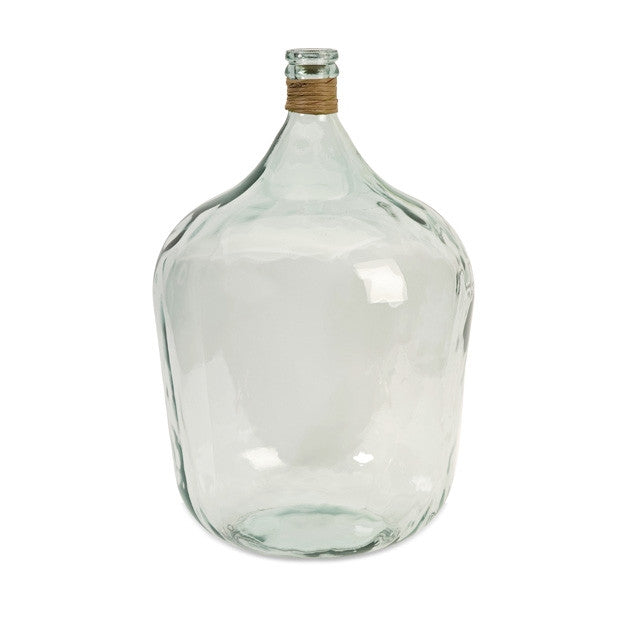 Boccioni Recycled Glass Jug