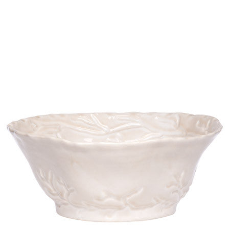 Corallo Sand Serving Bowl- Retired- Limited Stock